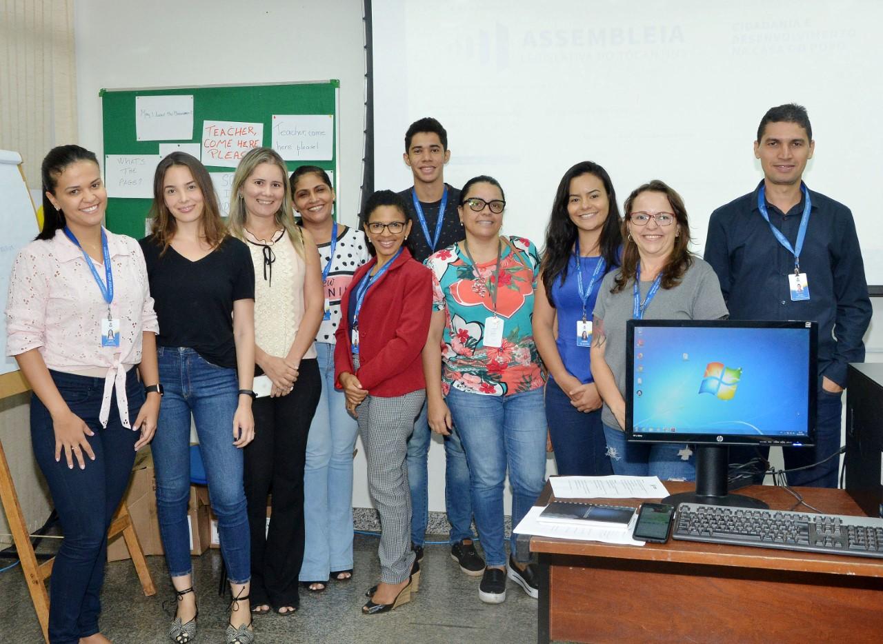 Escola do Legislativo ministra curso de Apoio ao Processo Legislativo
