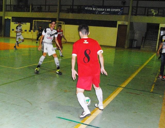 Colinas bate o Furacão na ida da final da Série Ouro de Futsal