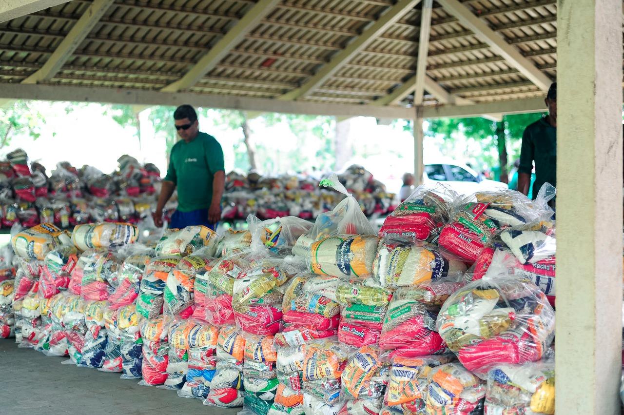 Casa de Apoio Vera Lúcia recebe doações de cestas básicas
