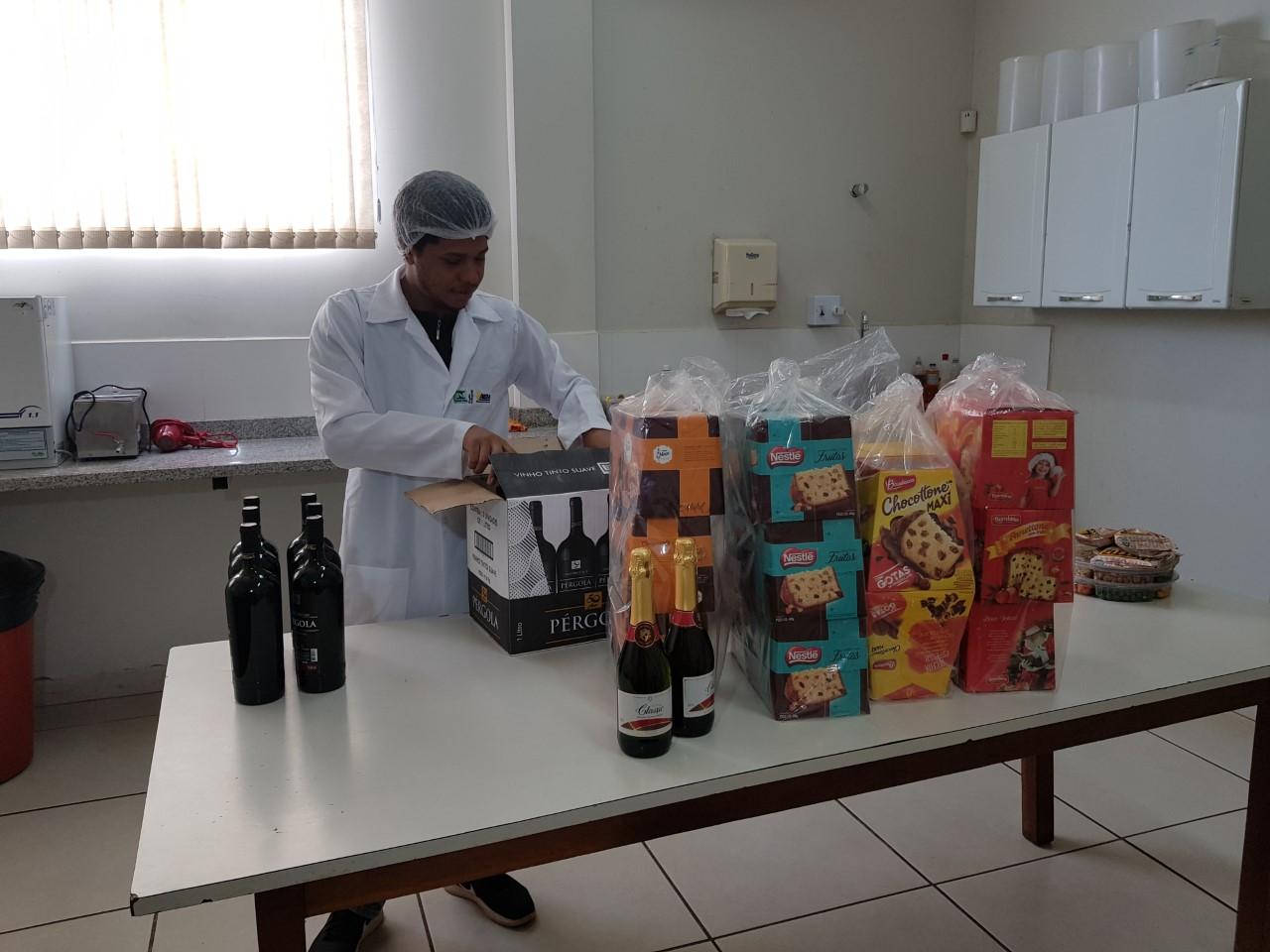Agência de Metrologia realiza Operação Especial Natal e Ano Novo
