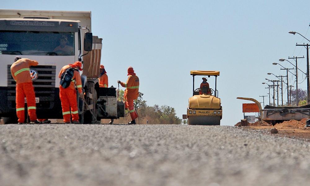 Governo investe em infraestrutura das rodovias para fortalecer sistema logístico do Tocantins