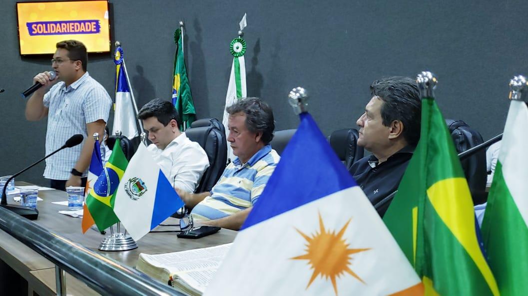 SD anuncia Saboinha Jr. como aposta para o executivo de Guaraí em 2020
