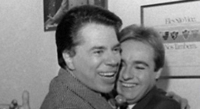 """Silvio se afasta da TV após morte de Gugu: """"Sofre calado!"""""""