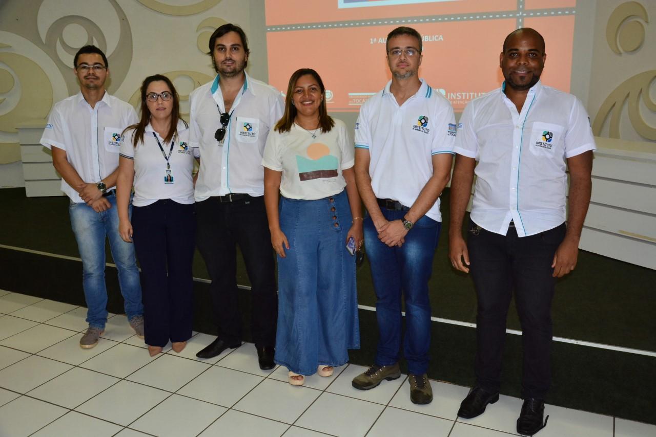 1ª Audiência Pública do PMGIRS é realizada em Paraíso pela Prefeitura e o IAC