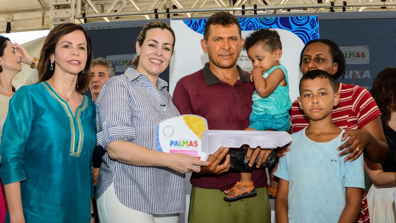 Recanto das Araras: presente de Natal antecipado para 500 famílias da Capital