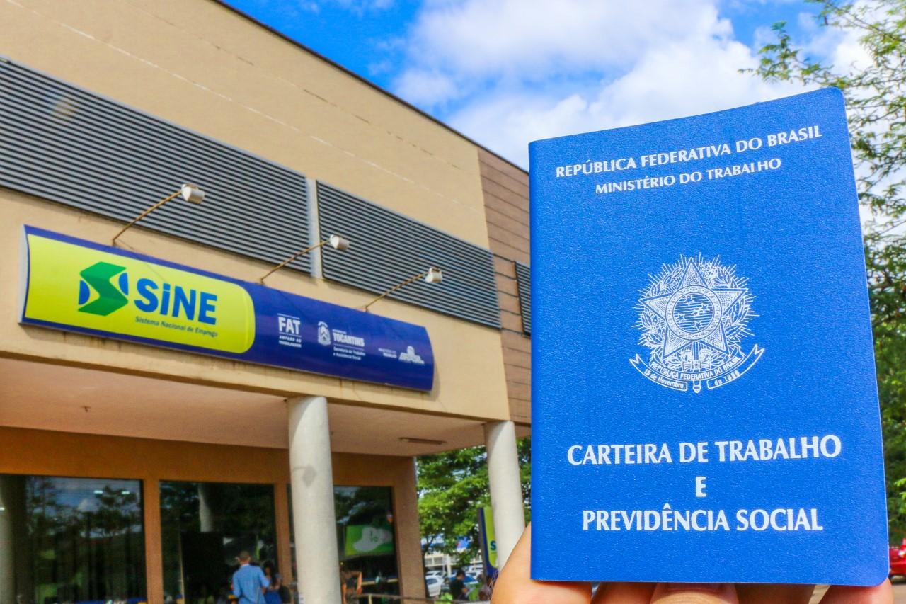 Sine Paraíso divulga vagas de empregos para 11 de dezembro de 2019
