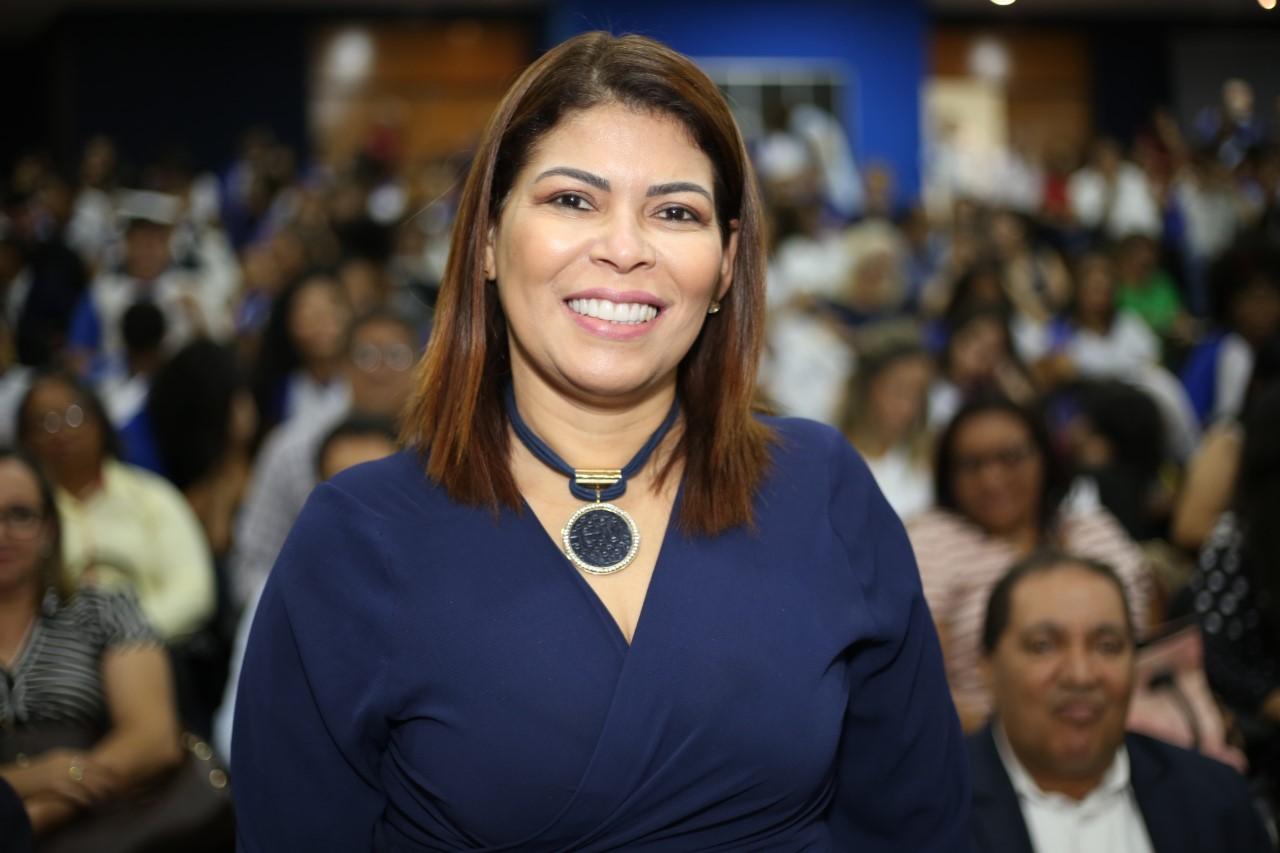 Secretária Adriana Aguiar será coordenadora nacional do Prêmio Gestão Escolar 2020
