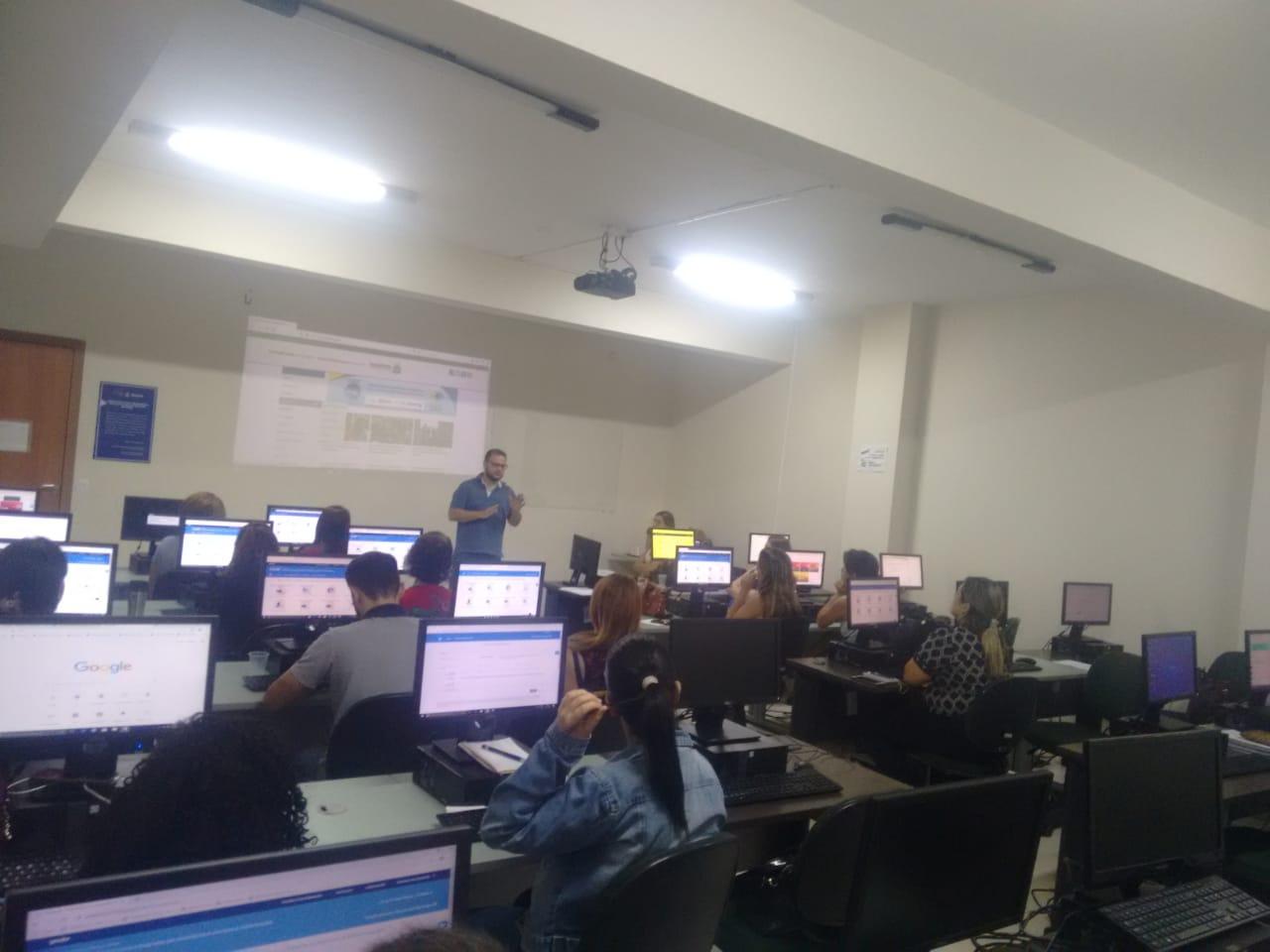 Controladoria promove 2º treinamento da plataforma Fala.BR aos interlocutores de ouvidorias do Tocantins