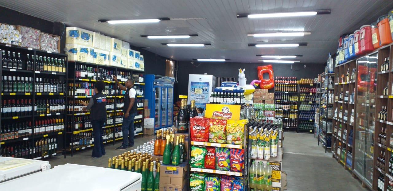 Ação preventiva do Procon Tocantins apura vendas de lotes contaminados de marcas da cervejaria Backer