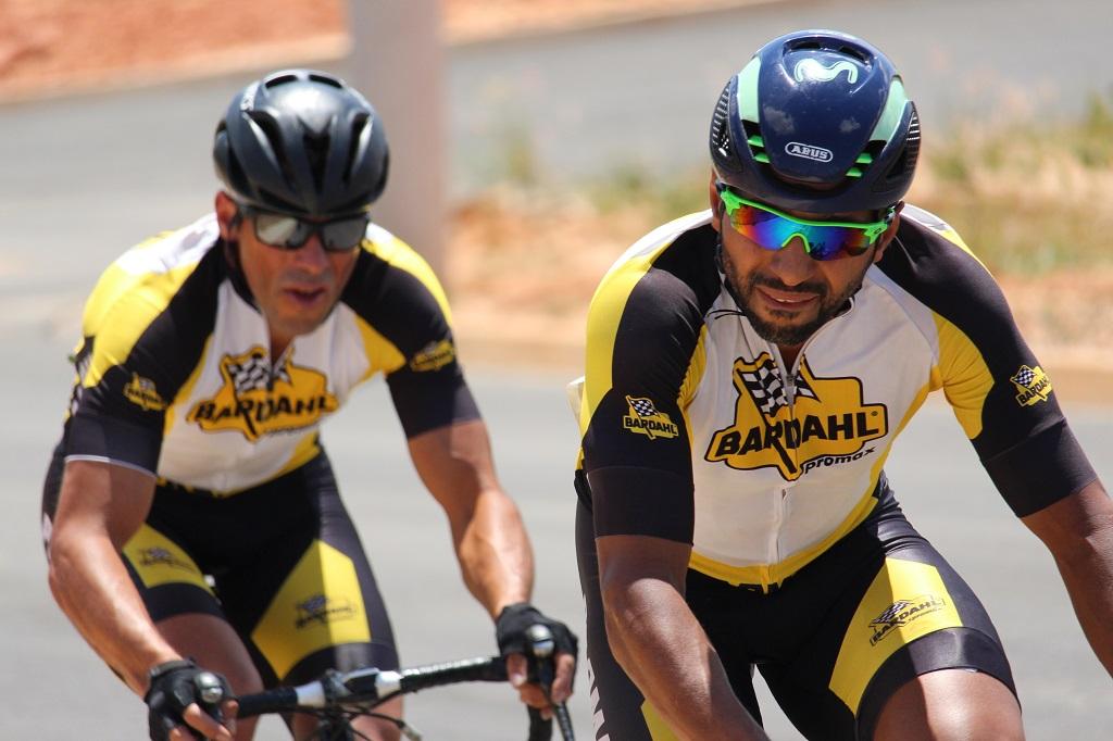 Equipe Promax Bardahl garante pódio no 34º Torneio de Verão de Ciclismo