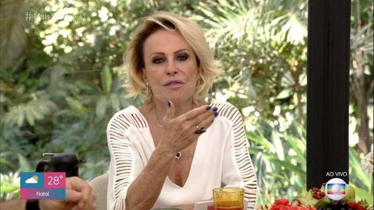 """Ana Maria Braga revela que está com câncer no pulmão: """"Eu vou sair dessa"""""""