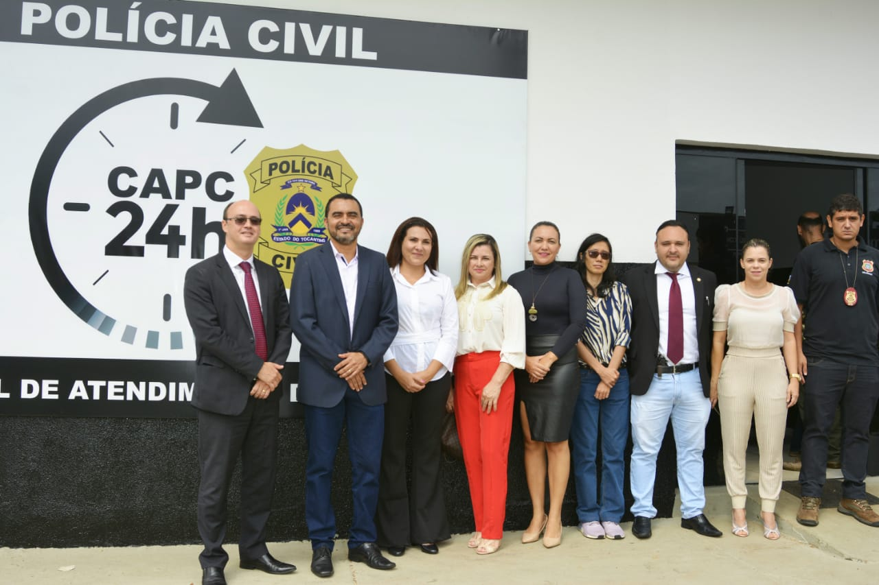 Vice-governador Wanderlei Barbosa visita instalações da 2ª Central de Atendimentos da Capital