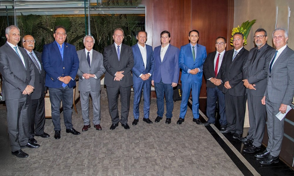 Carlesse e Presidente da Fiesp apresentarão potencialidades do Tocantins a empresários paulistas