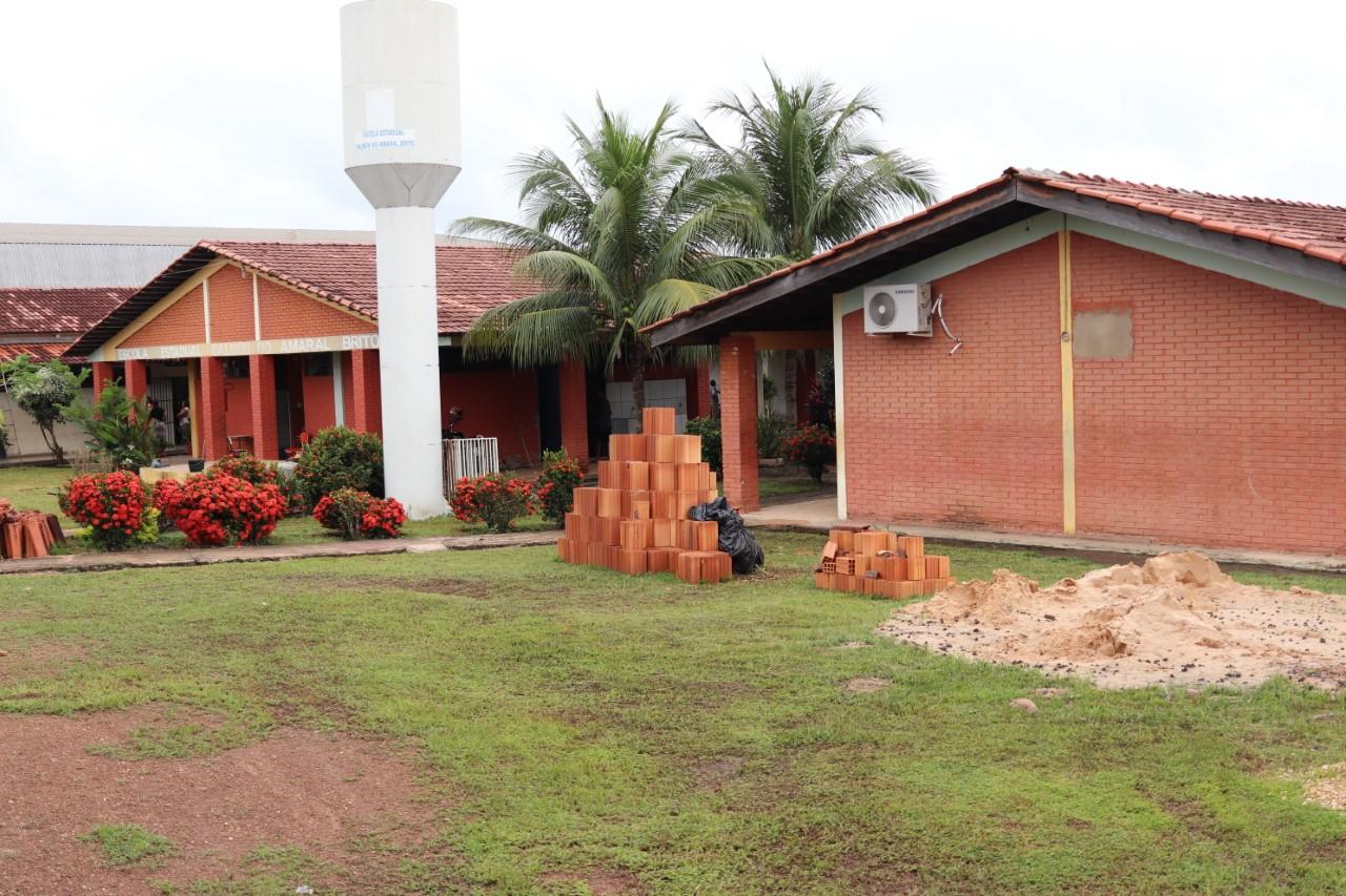 Escola de Lagoa do Tocantins dá exemplos de gestão de recursos públicos