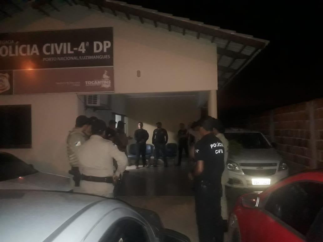 Polícia Civil deflagra operação de prevenção e combate à criminalidade em Luzimangues