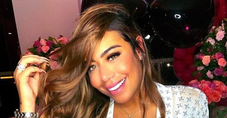 Rafaella Santos está grávida e quer reatar namoro com Gabigol, diz colunista