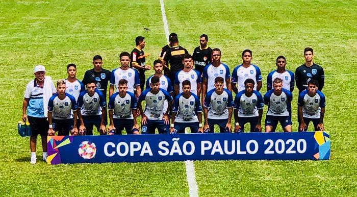 Rio Claro perde para o Gama e não consegue classificação para a segunda fase da Copinha 2020