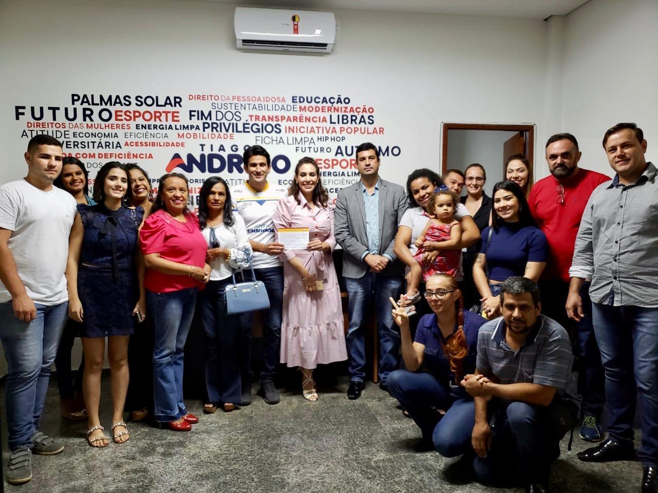 PSB filia Giovanna Mattanna da Polícia Civil e amplia quadro de pré candidatos a vereador