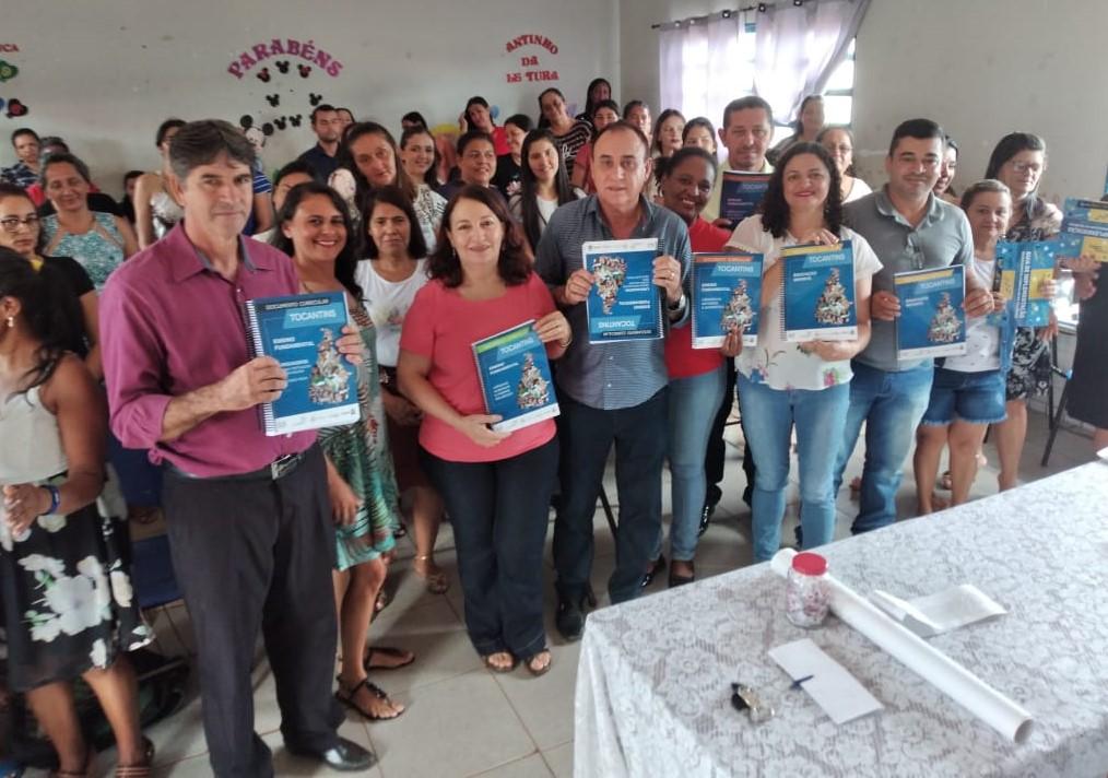 Ano letivo em Monte Santo inicia com Formação Continuada de professores da rede municipal
