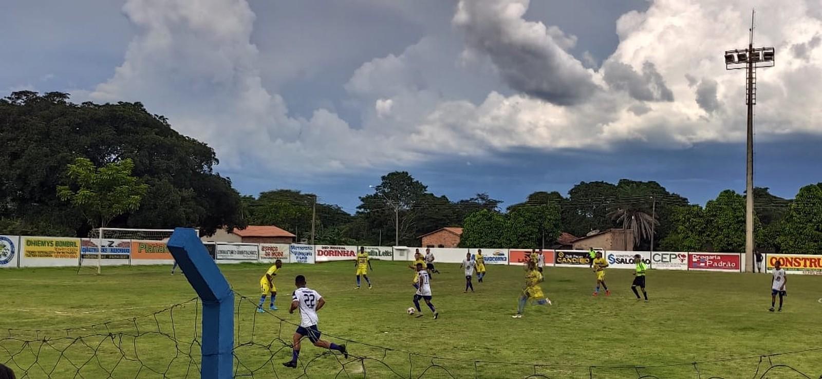 Araguacema vence adversários em jogos-treino para avaliar atletas