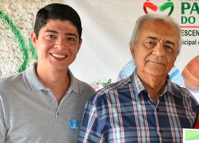 Com apoio de Avelino, MDB confirma nome de Celso Morais para as eleições em Paraíso