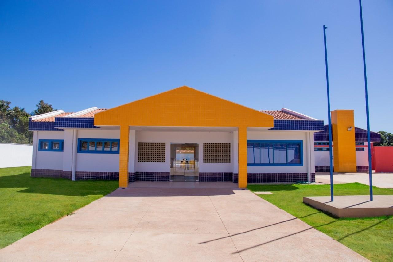 CEMEI Senador João Ribeiro será inaugurado nesta quinta (23) em Gurupi