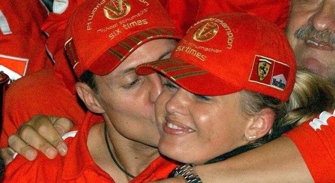 Foto atual de Schumacher estaria à venda por R$ 5,5 milhões, diz jornal