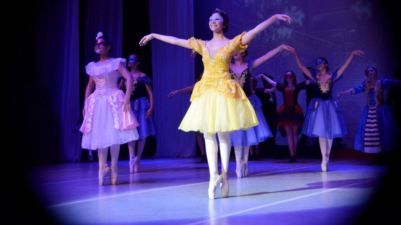 Inscrições para a seleção de bailarinos para o Corpo de Baile Municipal de Palmas iniciam na próxima segunda, 20