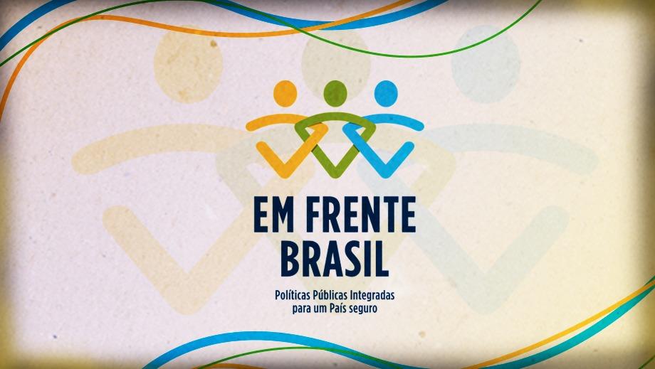 Governo Federal inicia construção de plano de segurança para segunda fase do Em Frente, Brasil em Ananindeua (PA)