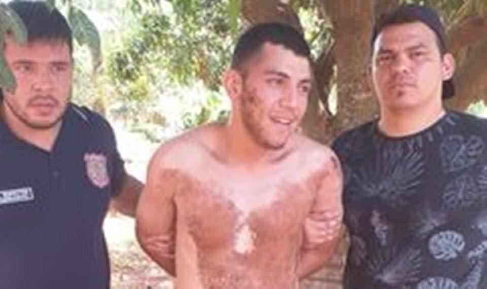 Segundo foragido do PCC de prisão no Paraguai é capturado