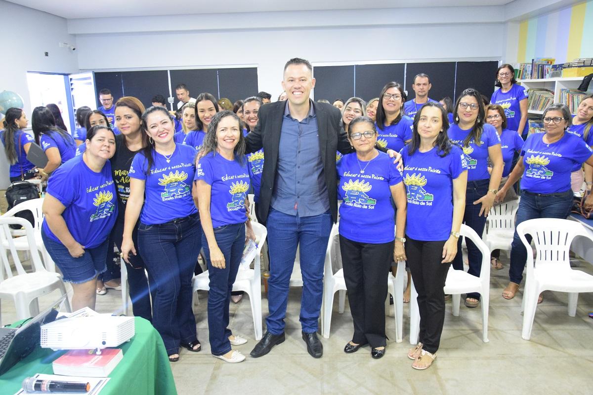Escola Raio de Sol promove Jornada Pedagógica 2020 em Paraíso