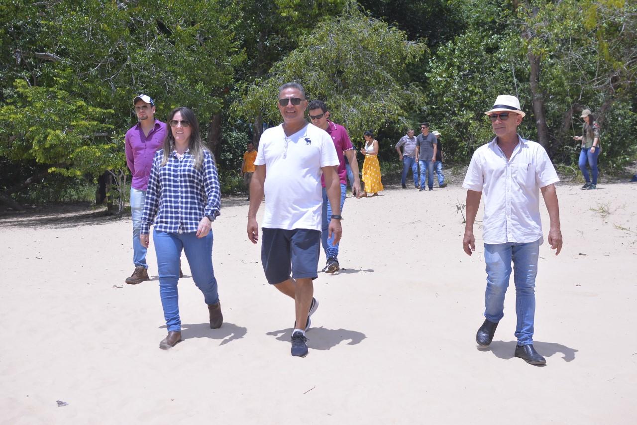 Governo do Tocantins promove força tarefa e garante melhorias para a região do Jalapão