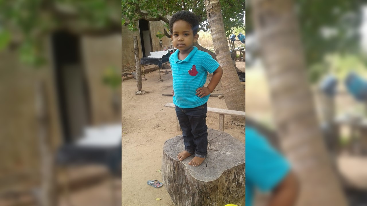 'Estamos arrasados', diz avó de menino que morreu atropelado em Xambioá