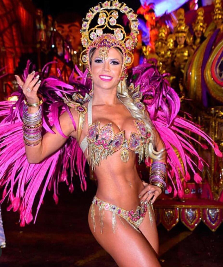 Make up artist de carnaval revela curiosidades e segredos das maquiagens para avenida