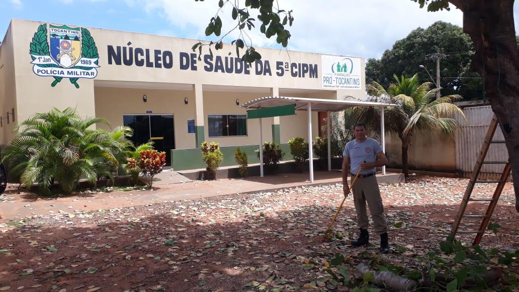 Polícia Militar realiza mutirão contra o Aedes Aegypti nesta sexta, 24, em Palmas