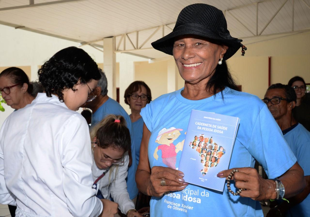Coordenadores dos Centros de Saúde de Palmas participam de oficina sobre o envelhecimento