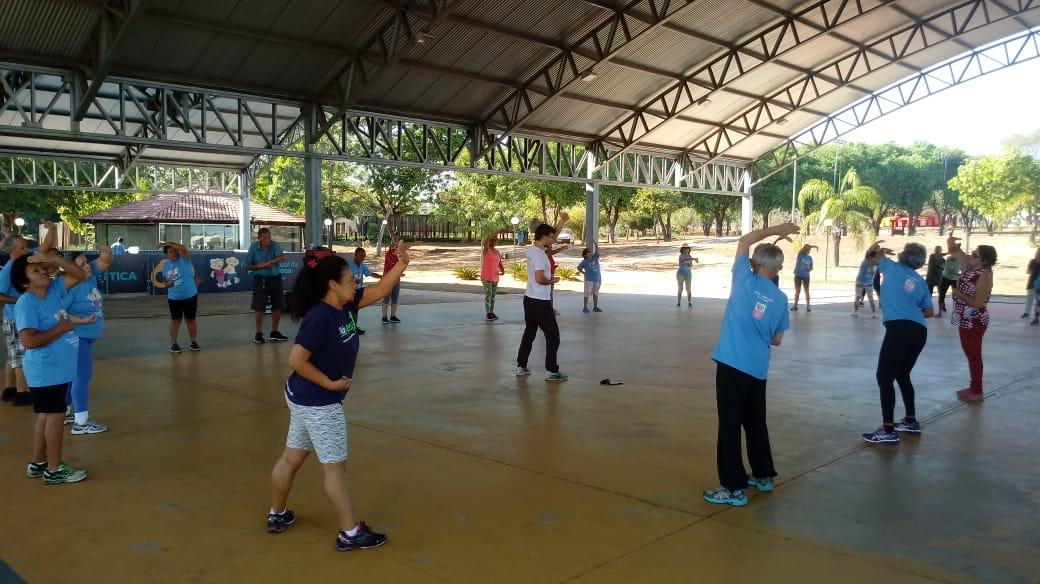 Parque da Pessoa Idosa inicia atividades deste ano nesta quinta-feira, 23, em Palmas