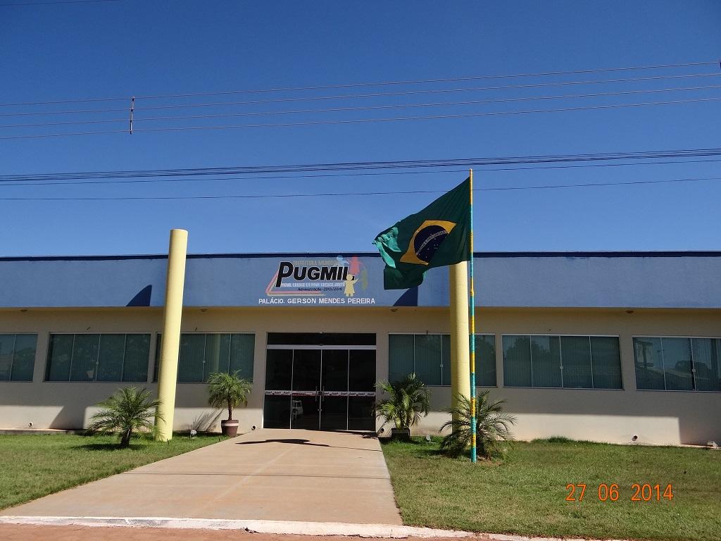 Eleição suplementar para Prefeitura de Pugmil será realizada em uma semana