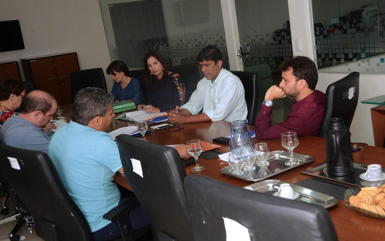 Concurso da Guarda Metropolitana de Palmas é discutido e ganha ajustes finais