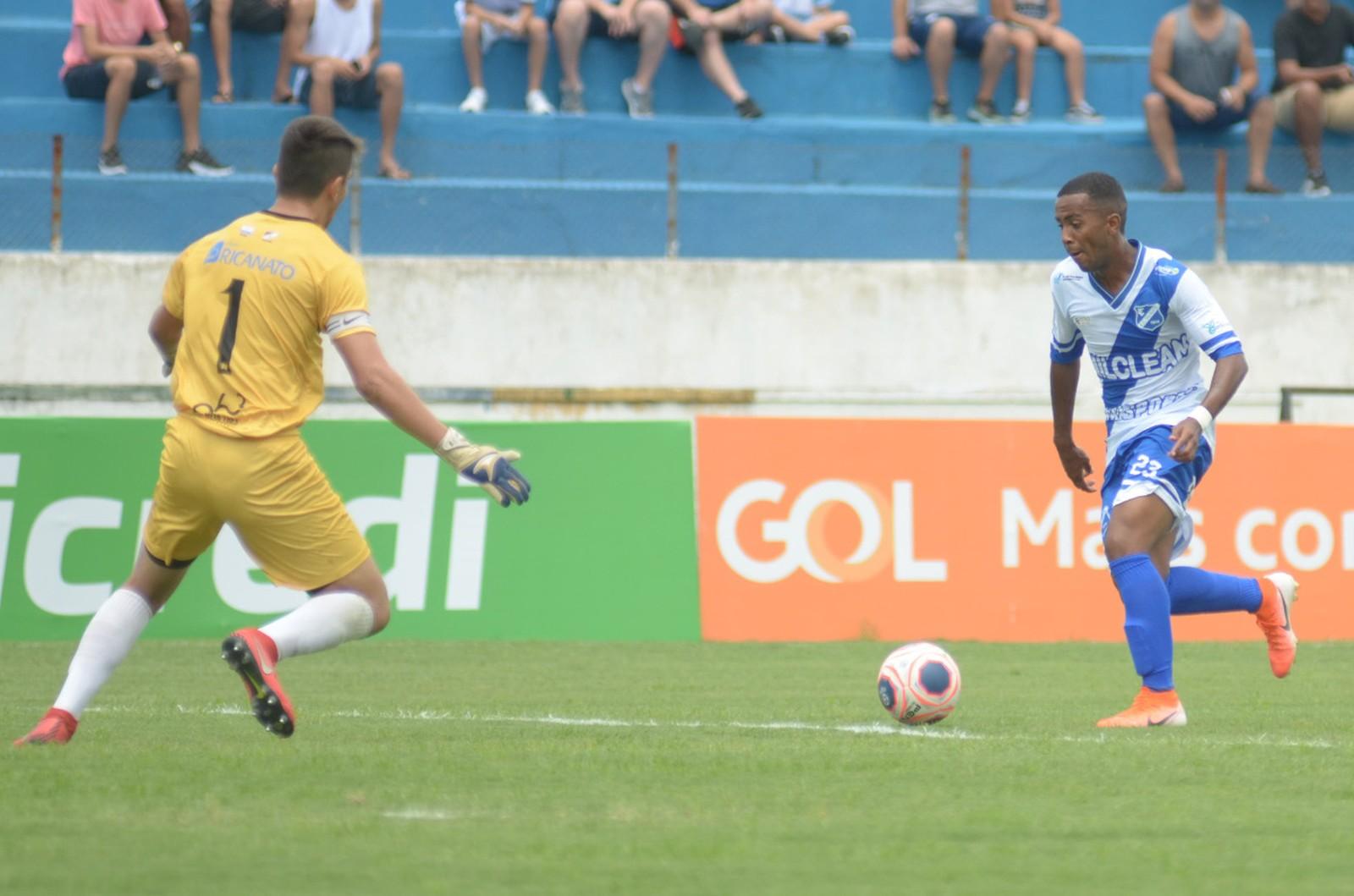 Taubaté estreia com vitória em cima do Capital-TO na Copa São Paulo