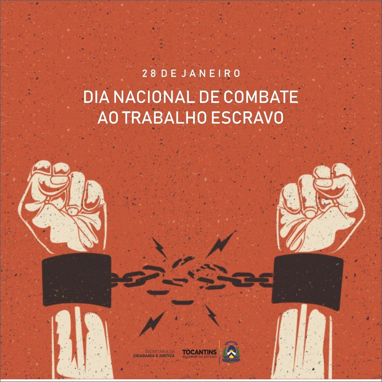 Combate ao Trabalho Escravo uma iniciativa de órgãos públicos e sociedade civil no Tocantins