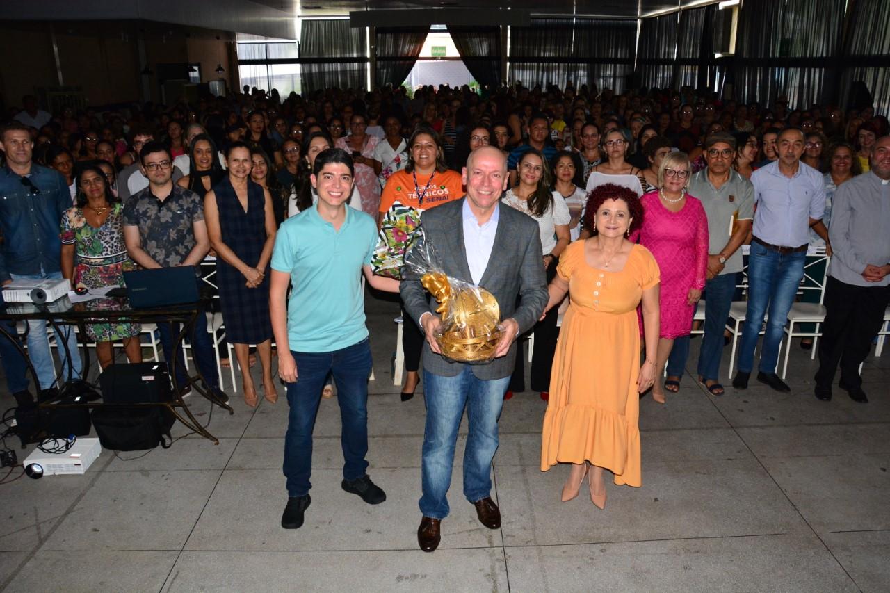 Prefeitura de Paraíso promove Aula Inaugural com palestra de Leandro Karnal