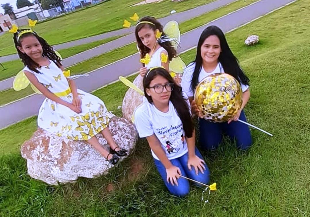 Professora da rede estadual de ensino do Tocantins chega à segunda etapa do Prêmio Professor Transformador