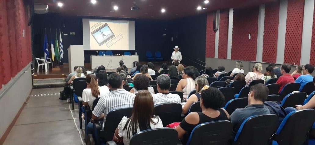 Professores que atuam na Educação Especial do Município de Palmas recebem capacitação e terão formação continuada