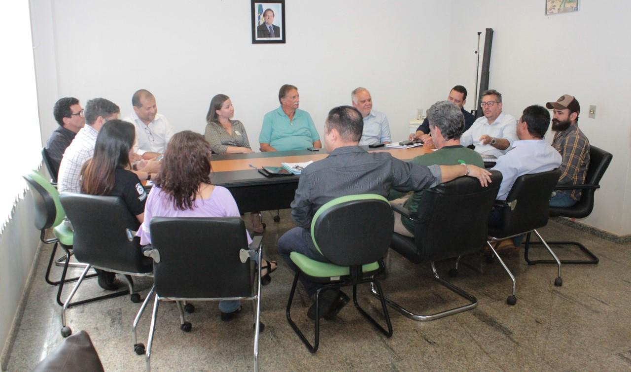 Procedimentos administrativos e ambientais são temas da 1ª reunião técnica do Naturatins