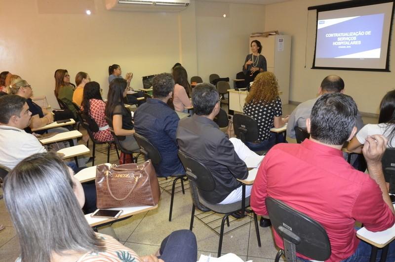 Conass realiza oficina sobre contratualização de serviços hospitalares no Tocantins