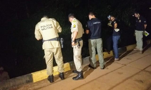 Corpo de jovem é encontrado debaixo de ponte em Gurupi