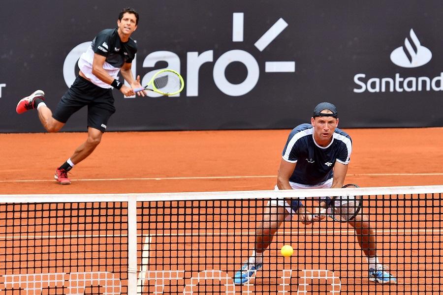 Melo e Kubot param na semifinal do Rio Open
