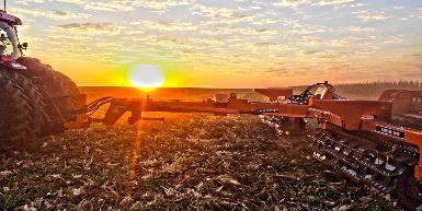 Equipamento agrícola fica mais leve e mais produtivo com uso de aço de alta resistência