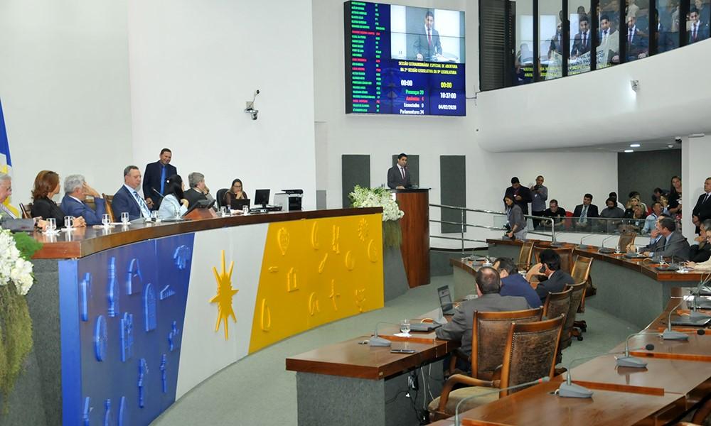 Comissão de Finanças receberá secretário estadual da Saúde em audiência pública